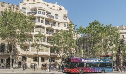 City tour bus Barcelona Adults - 1 day