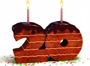 Verjaardagswensen 20 Jaar Uniekste En Origineelste Cadeaus