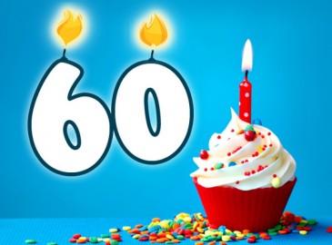 Genoeg 60 jaar   Verras de jarige met een origineel verjaardagscadeau! NB94