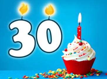 30 jaar verjaardag l de beste verjaardagscadeaus voor hem haar for Geen cadeau voor verjaardag