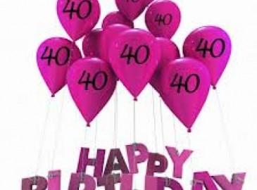 40 jaar verjaardag verrassing Verrassing Kado 40 Jaar   ARCHIDEV 40 jaar verjaardag verrassing
